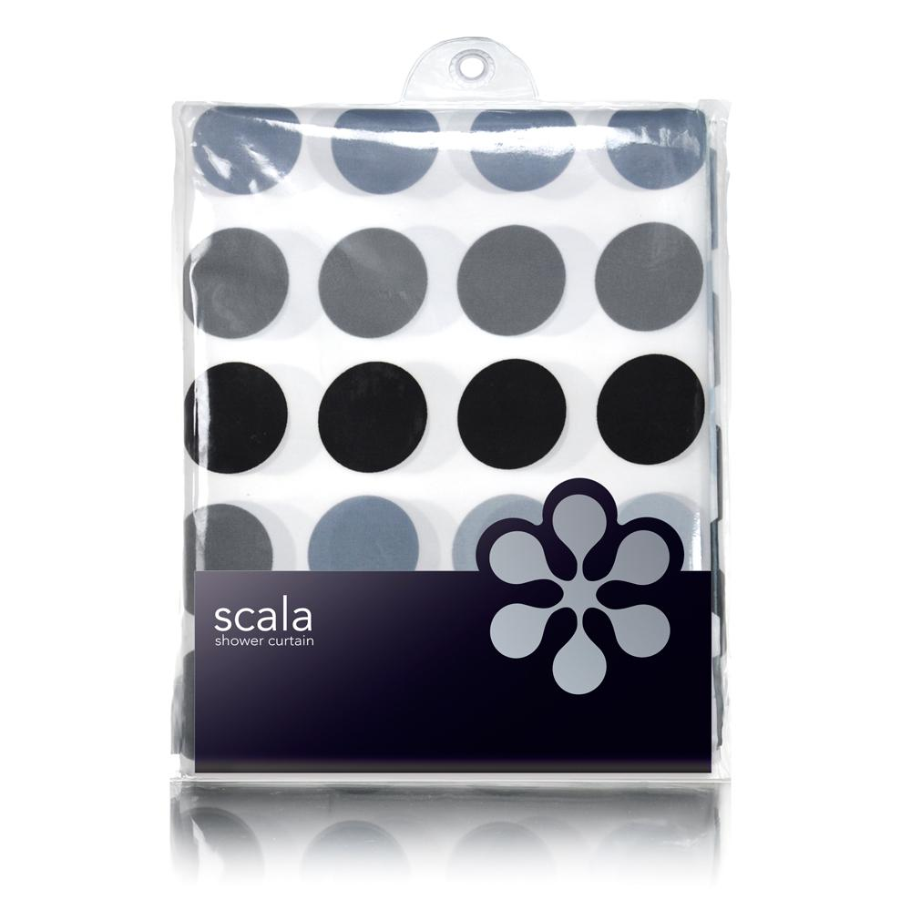 Scala Shower Curtain  - Was $13.65
