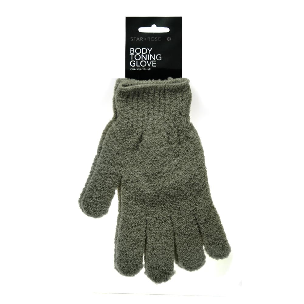 Body Toning Gloves - Taupe - Click to enlarge
