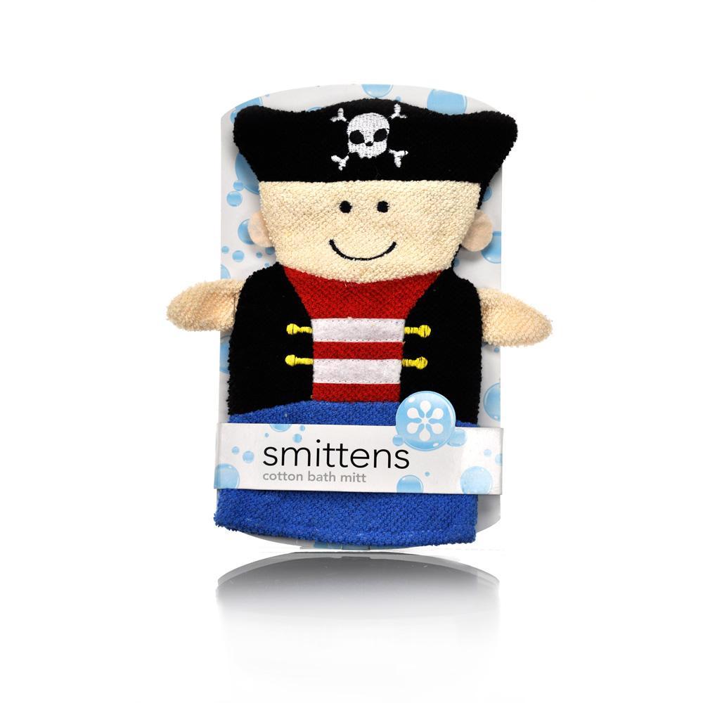 Smittens Pirate bath mitt