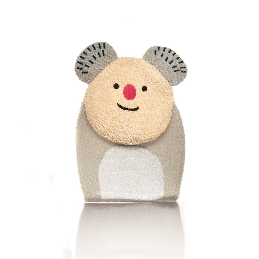Koala Smitten bath Mitt - Click to enlarge