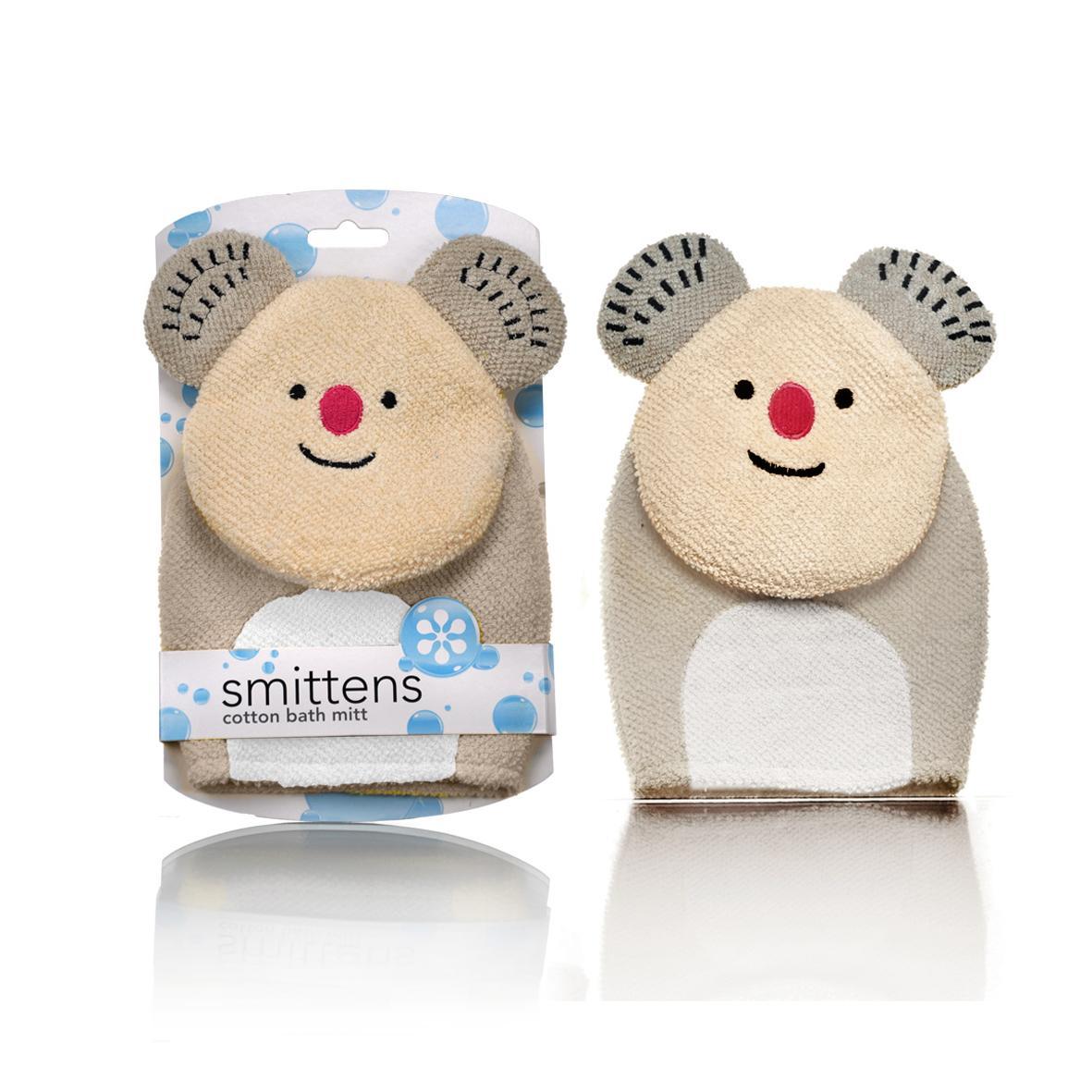 Koala Smitten bath Mitt