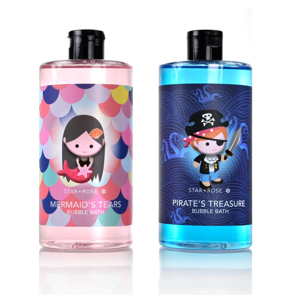 Pirate Bubble Bath