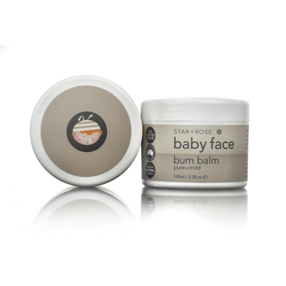 Baby Face Bum Balm - Click to enlarge