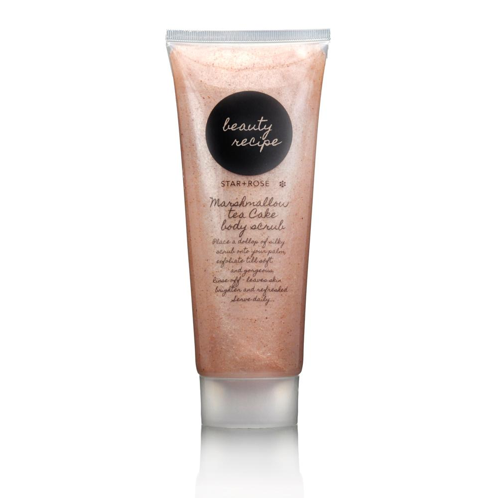 Beauty Recipe body scrub - Marshmallow - Click to enlarge