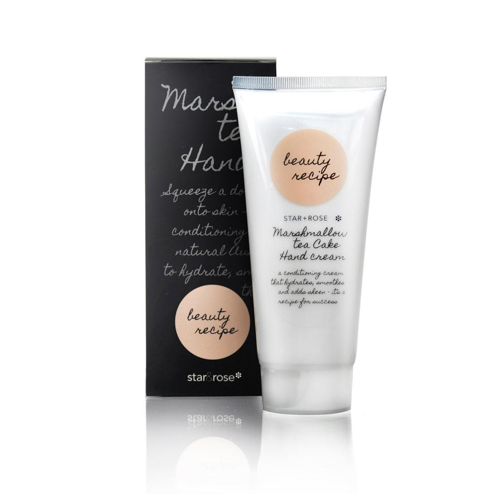 Beauty Recipe Hand Cream Marshmallow - Click to enlarge