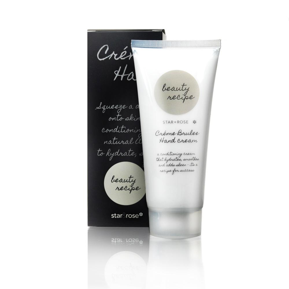 Beauty Recipe Hand Creme Brulee - Click to enlarge