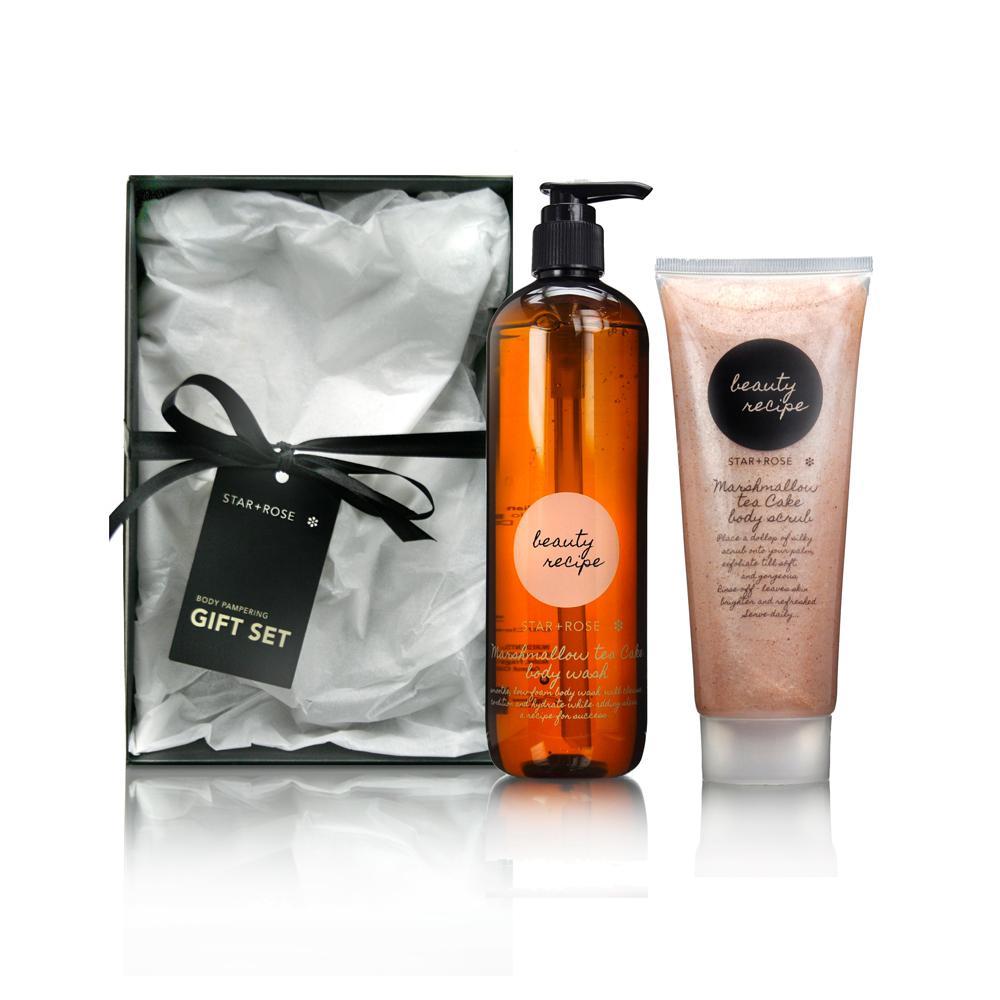 Beauty Recipe body Gift Box - Marshmallow - Click to enlarge