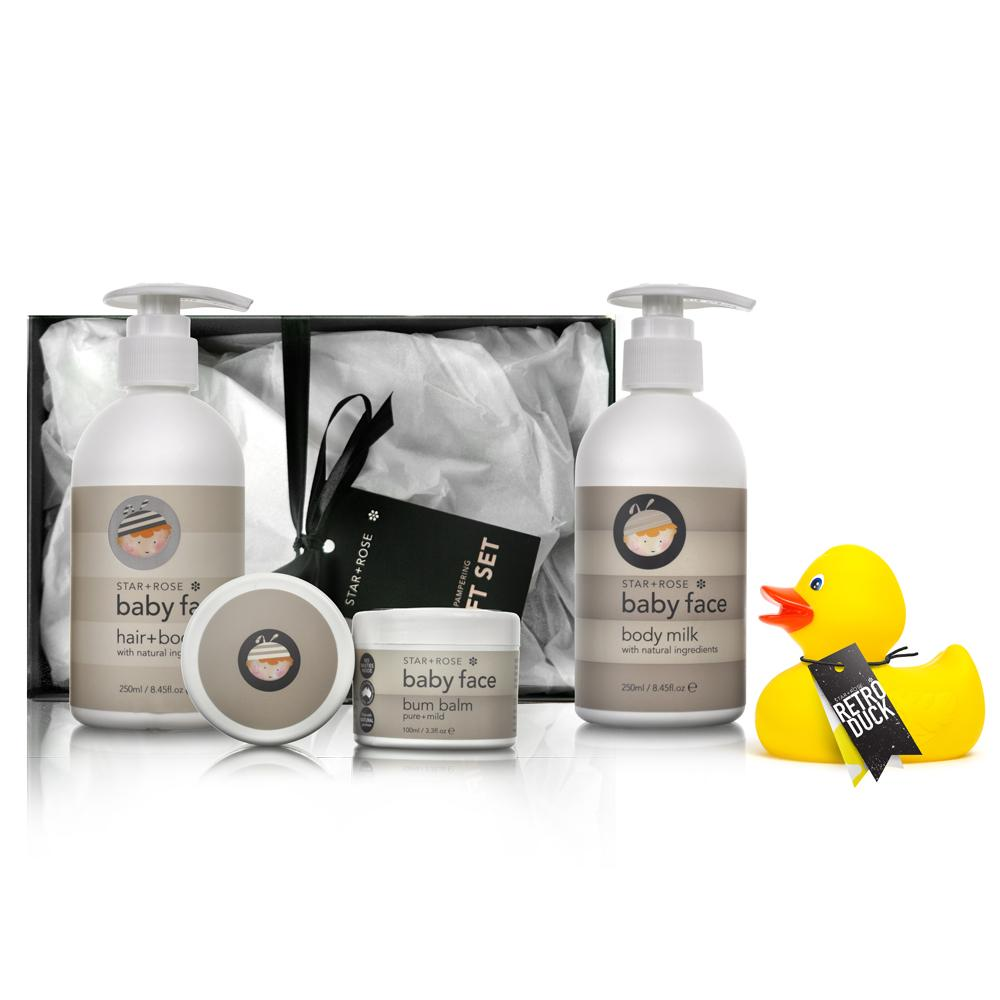 Beauty Recipe body Gift Box  - Creme Brulee
