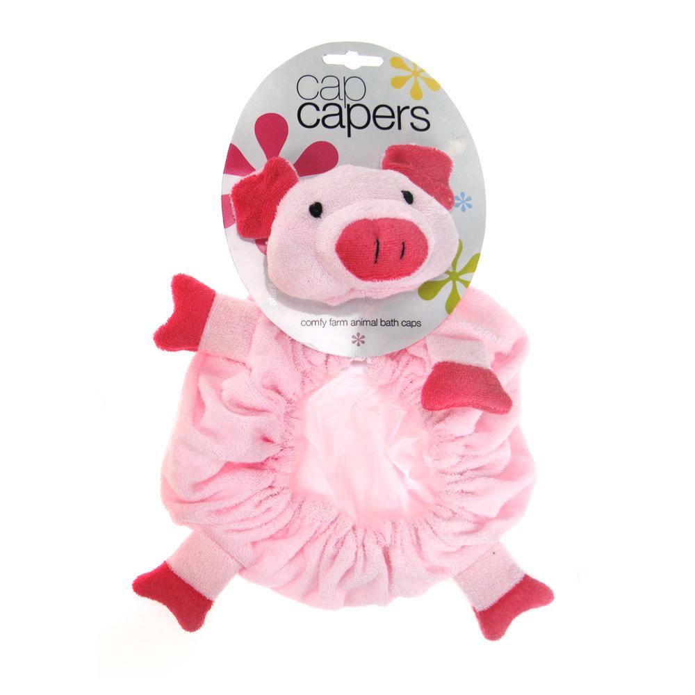 Pig Cap Caper - Click to enlarge