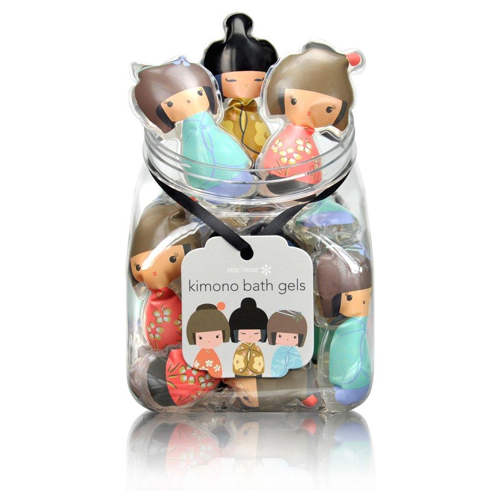 Kimono Doll Bath Gels - Click to enlarge
