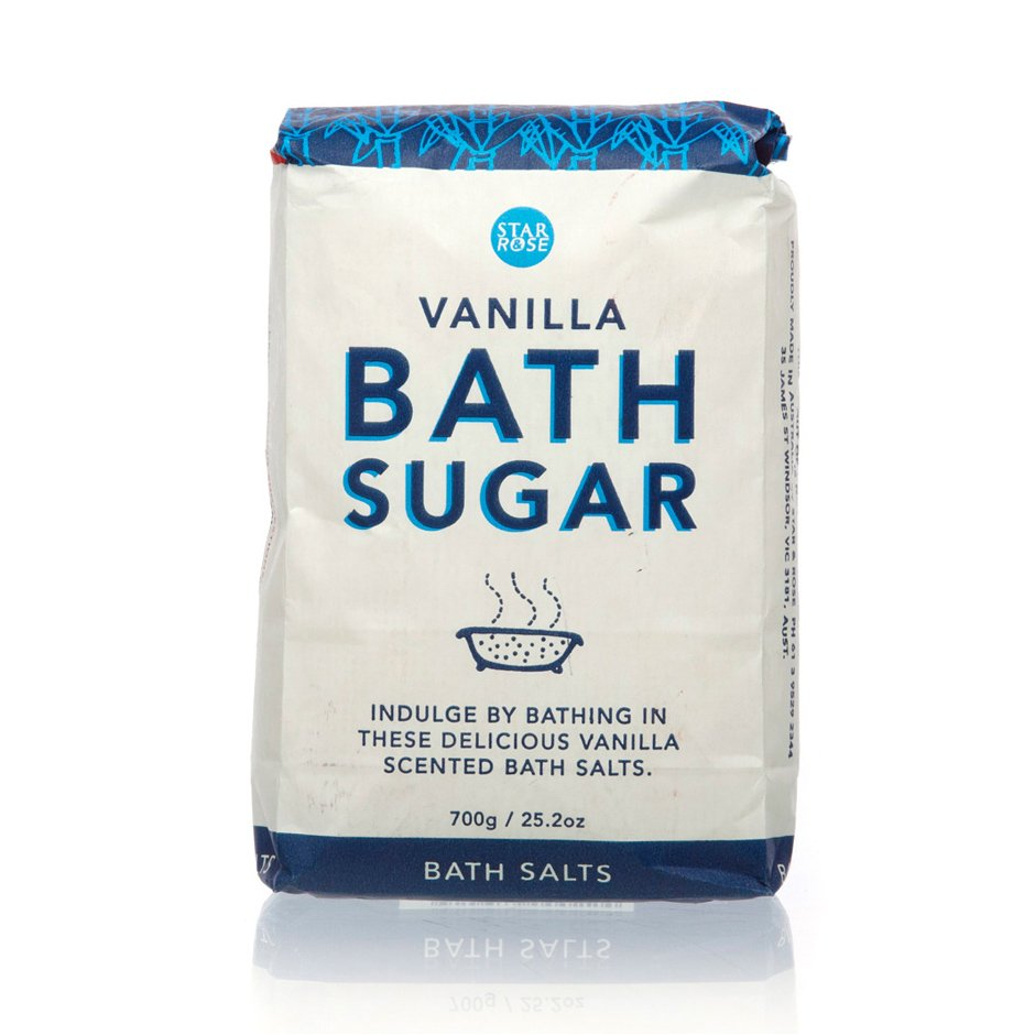 Bath Sugar bath salts - Click to enlarge