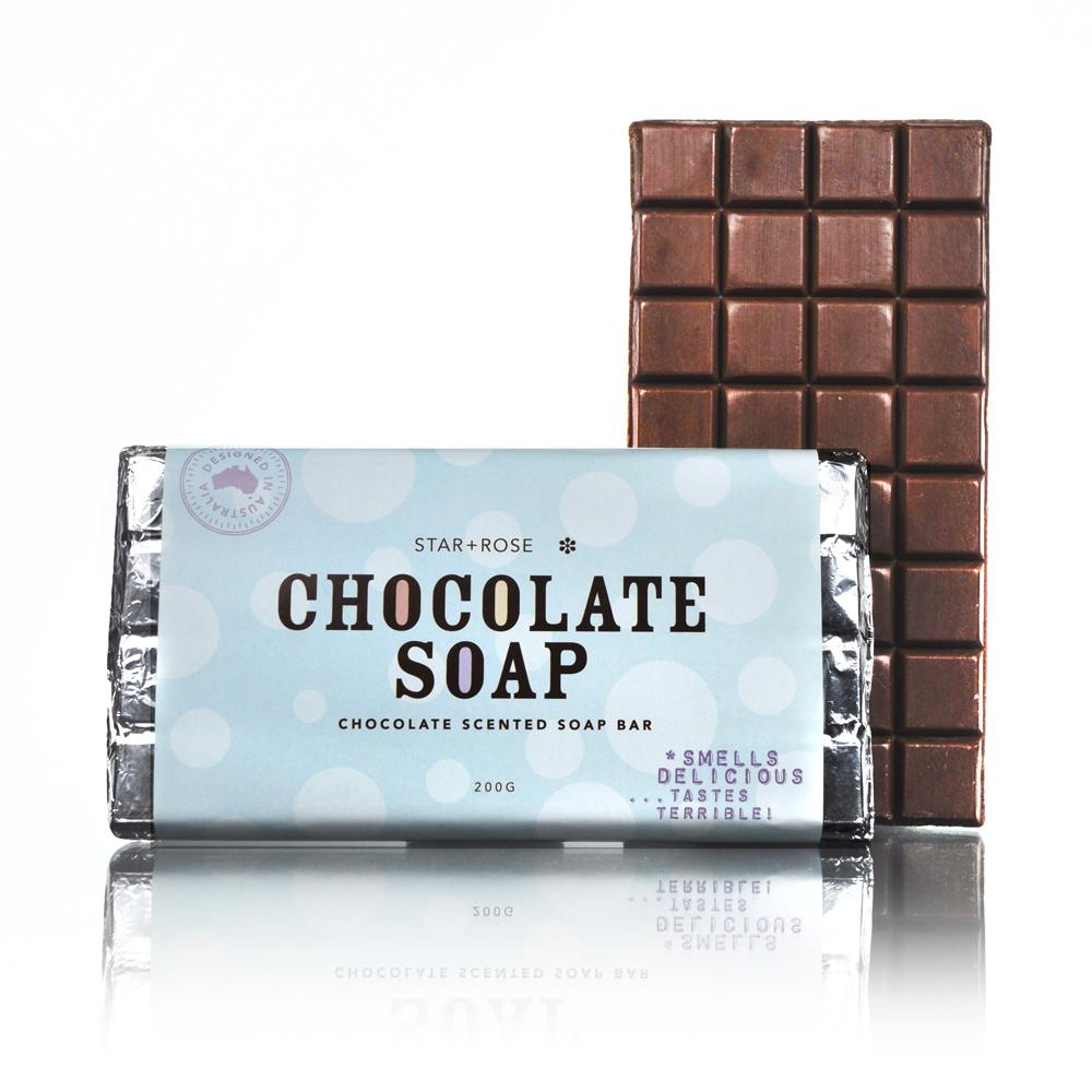 King Size Chocolate Soap - Click to enlarge