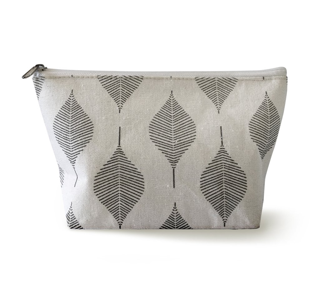 Leaves Cosmetic Bag - Click to enlarge