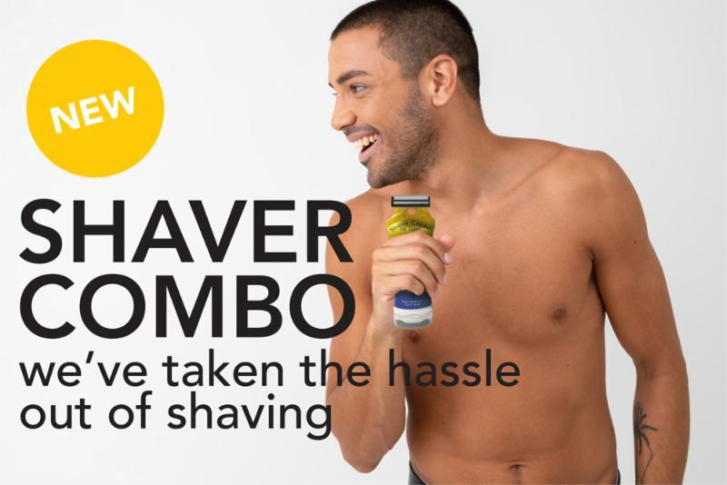 Men's Shaver Combo - Click to enlarge