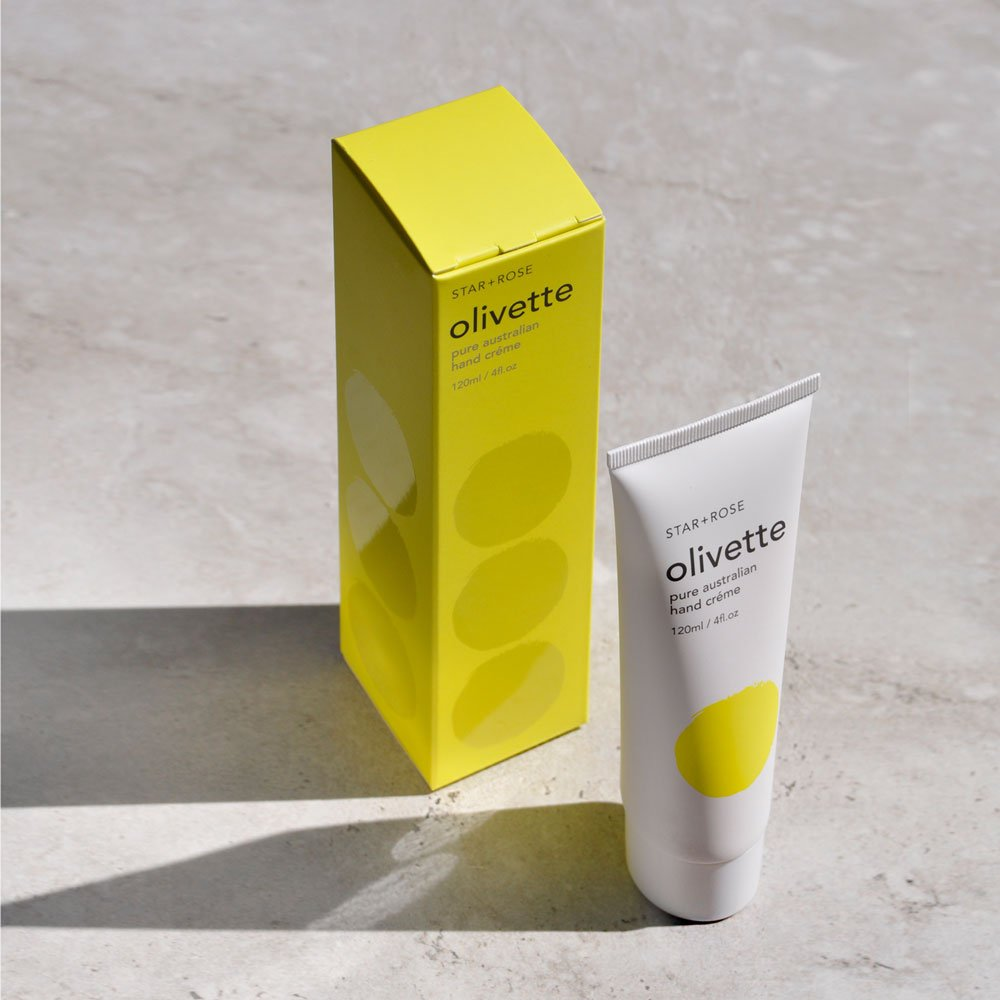 Olivette Hand Cream - Click to enlarge
