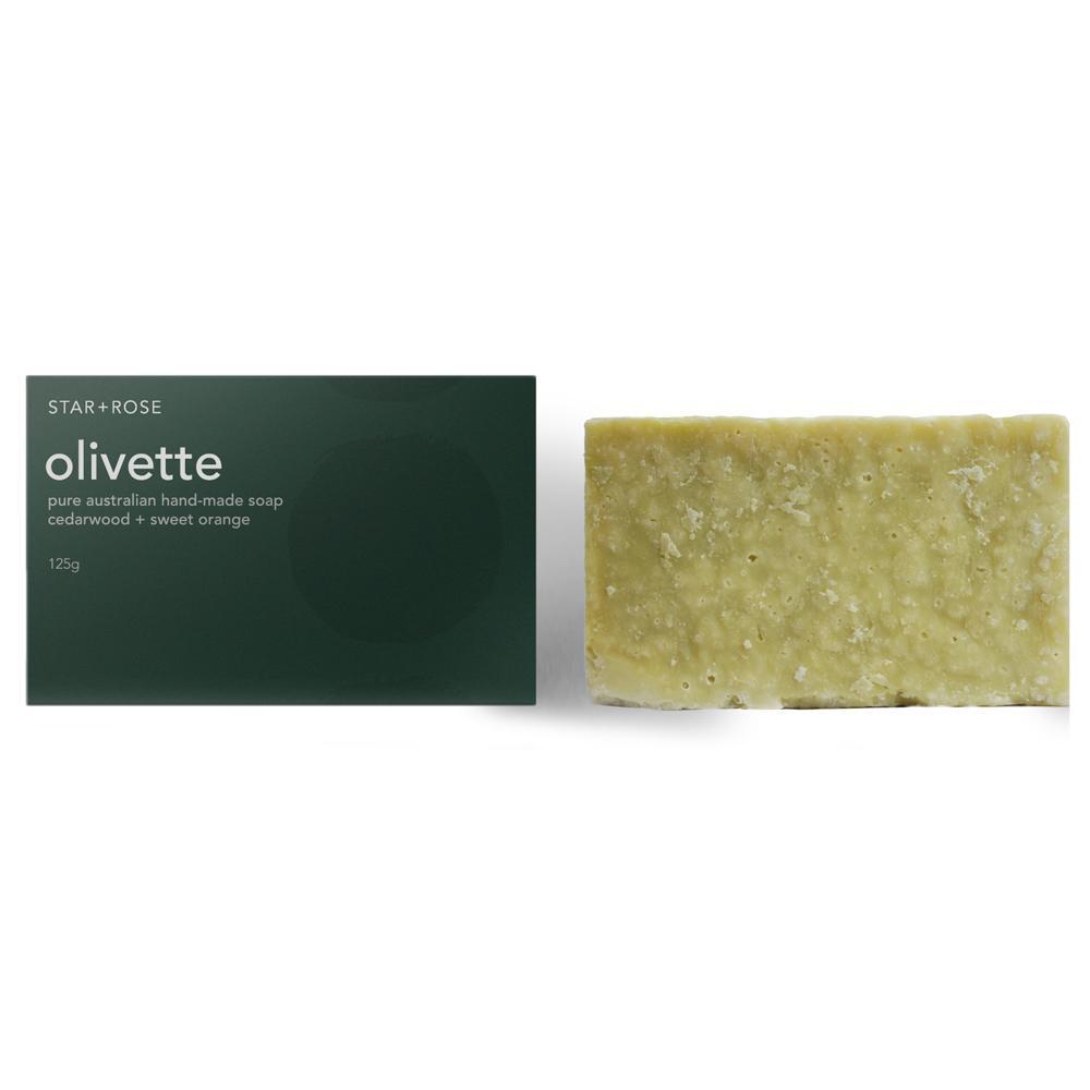 Olivette Soap Bar - Click to enlarge