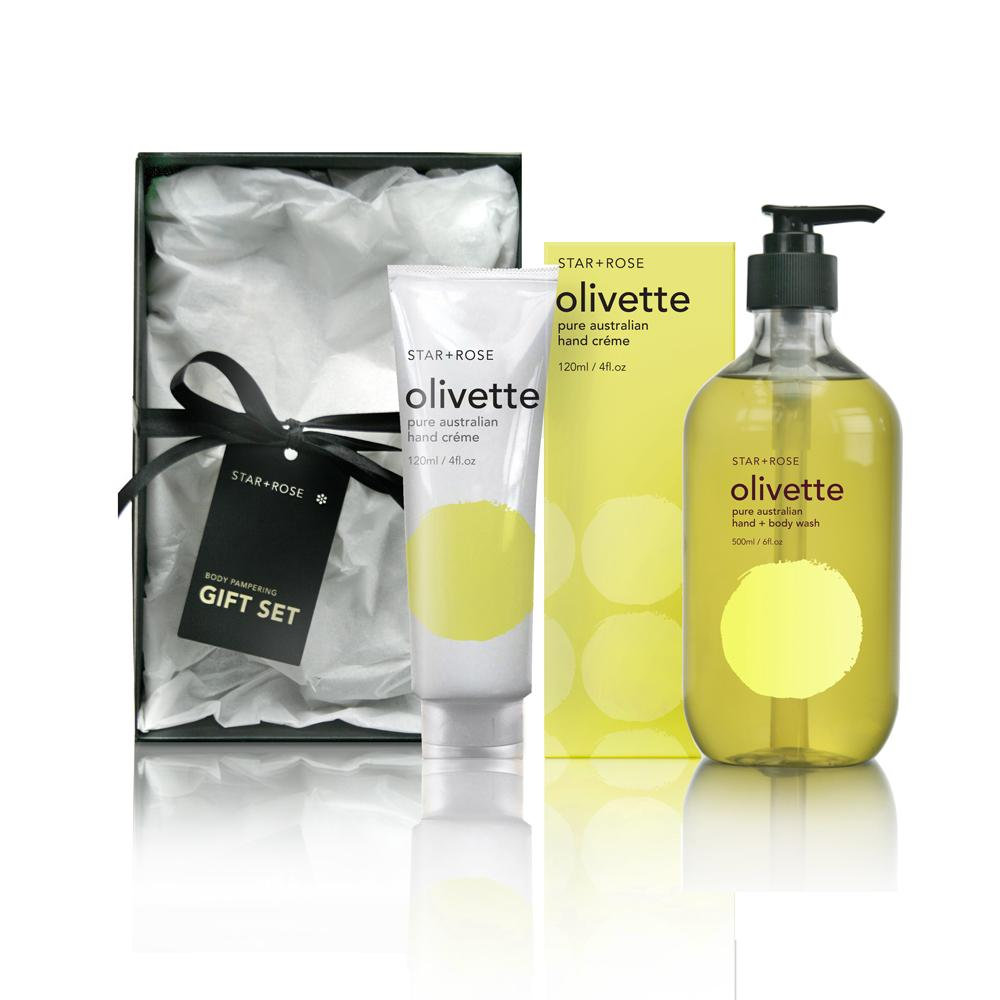 Olivette Hand Gift Box - Click to enlarge