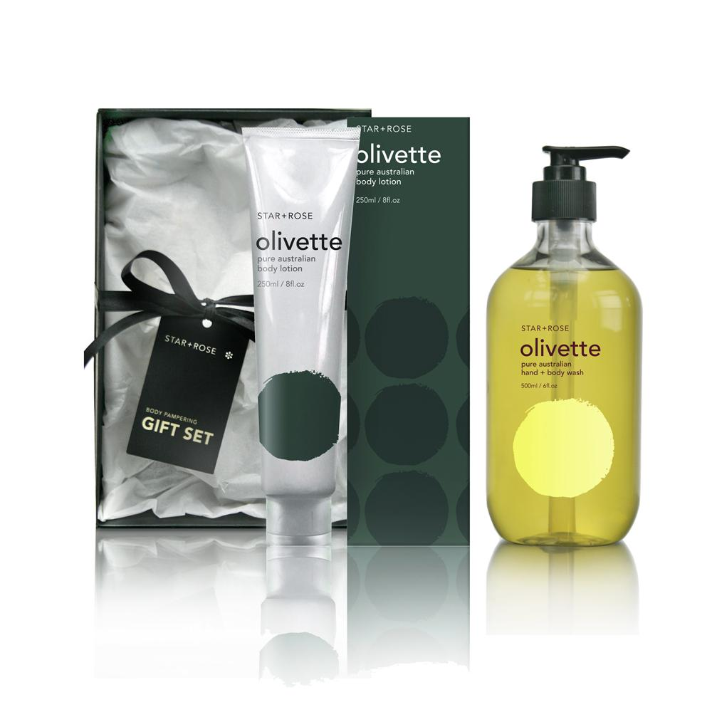 Olivette Body Gift Box - Click to enlarge