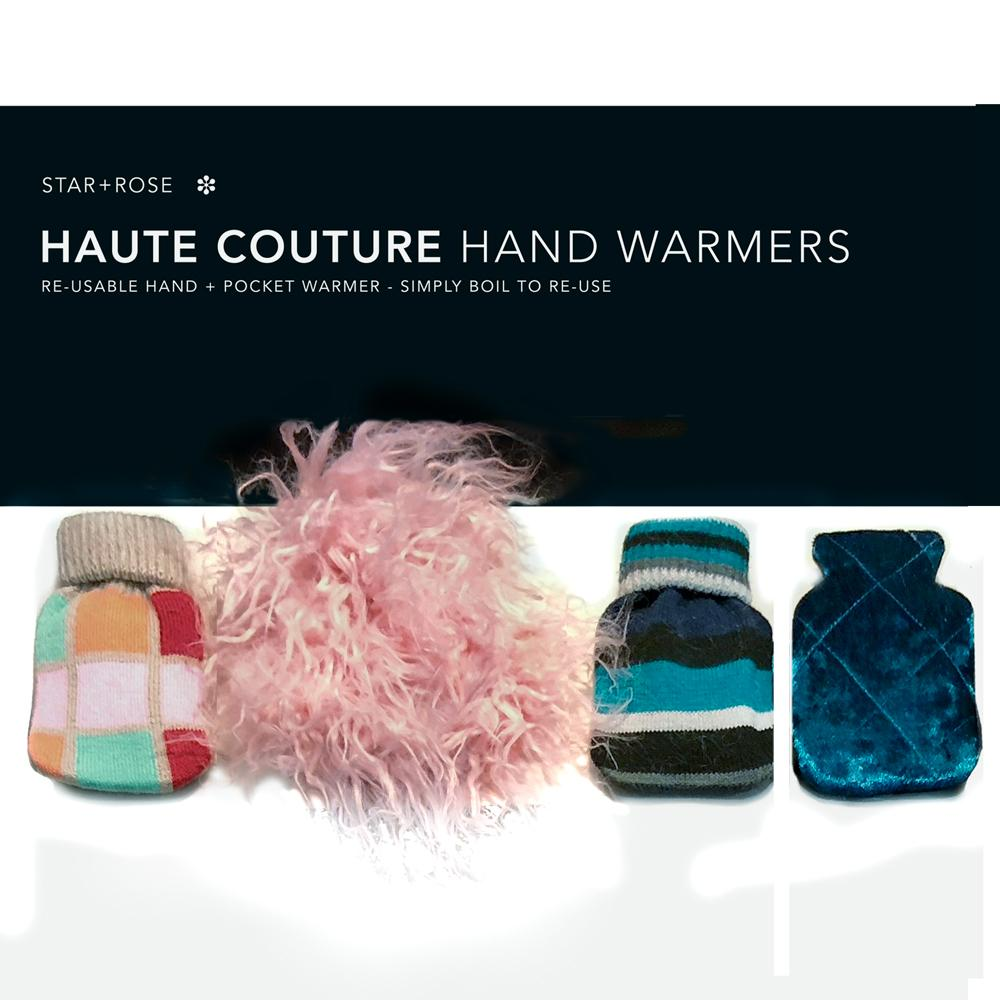 Haut Couture Hand Warmers (Display of 24) - Click to enlarge
