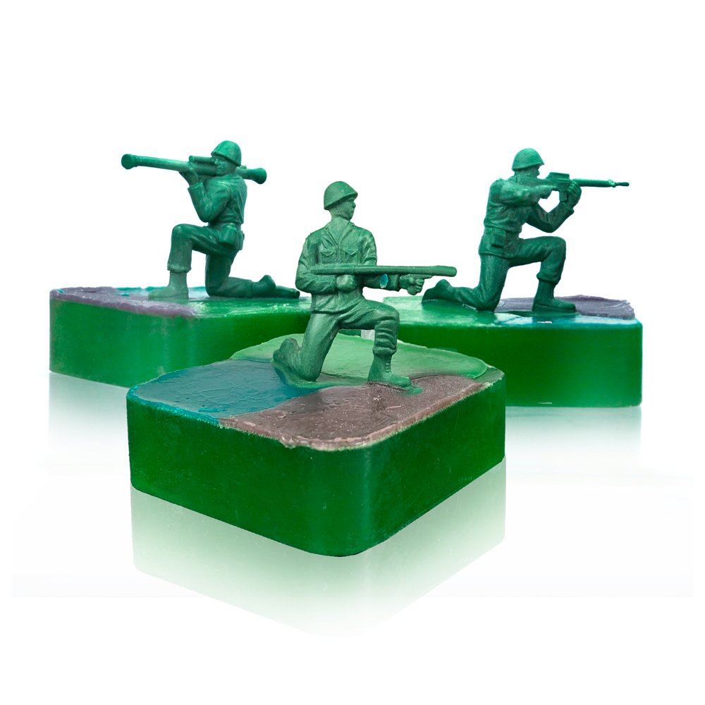 Army Soap - Click to enlarge