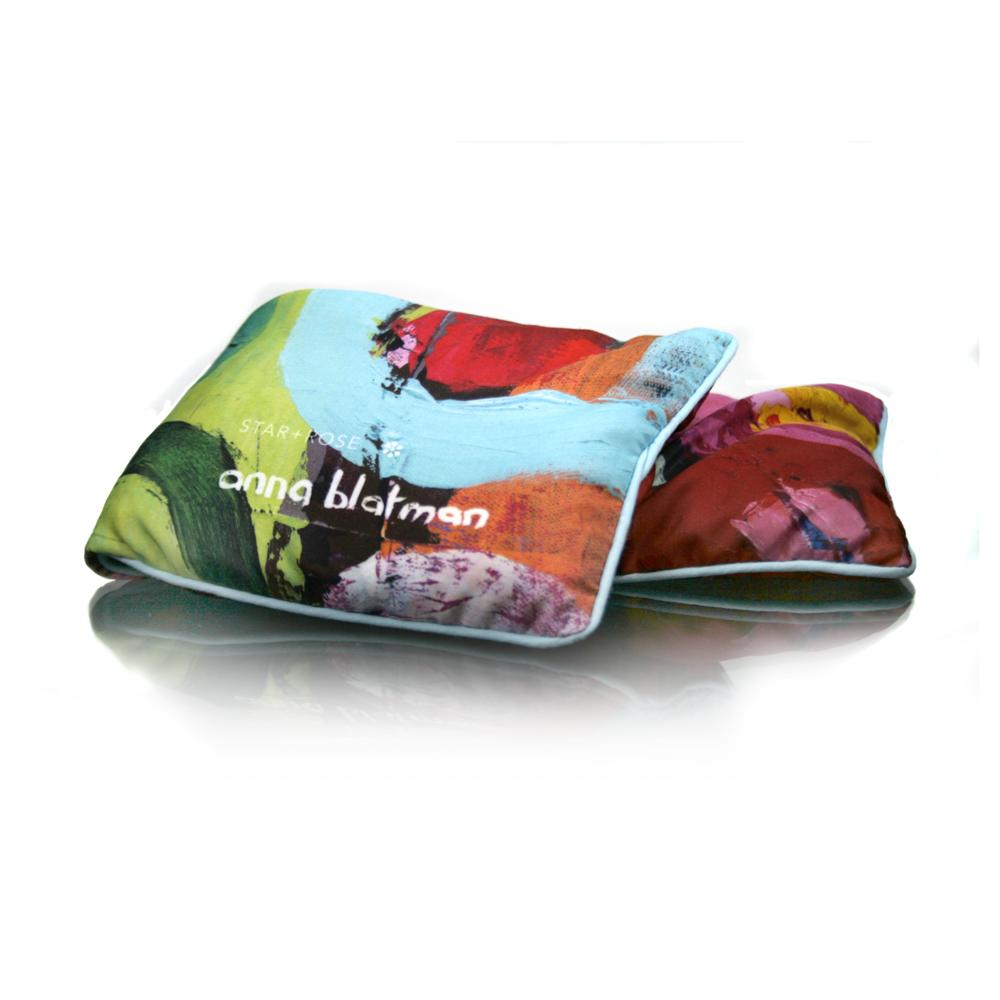 Australian Art Series - Silicon filled heat Pack - Click to enlarge