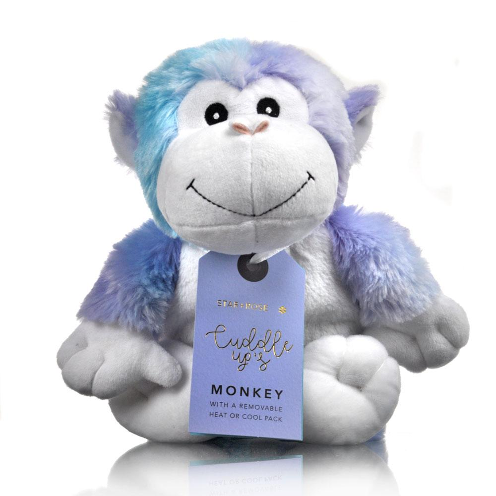 Monkey - Cuddle Up - Click to enlarge
