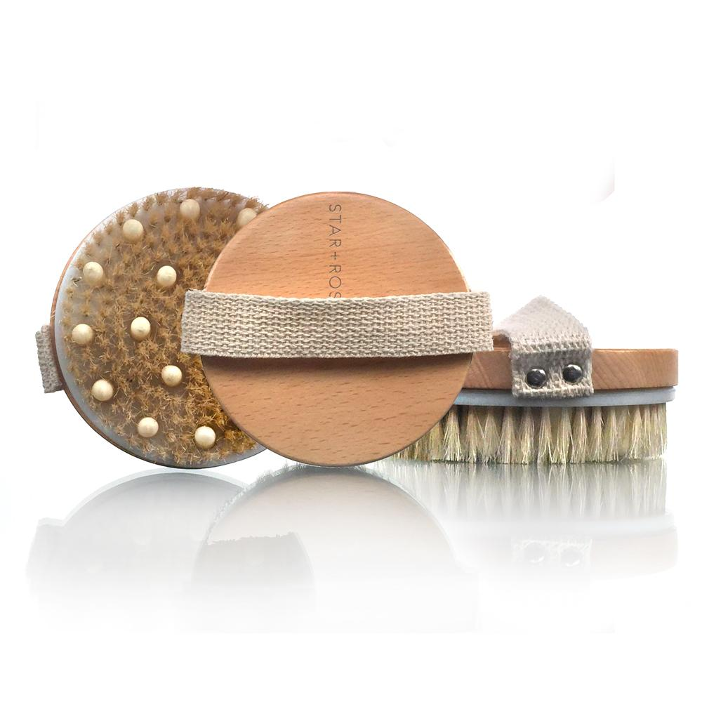 Detox Body Brush - Click to enlarge