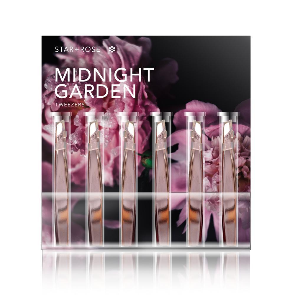 Midnight Garden Tweezer - Click to enlarge