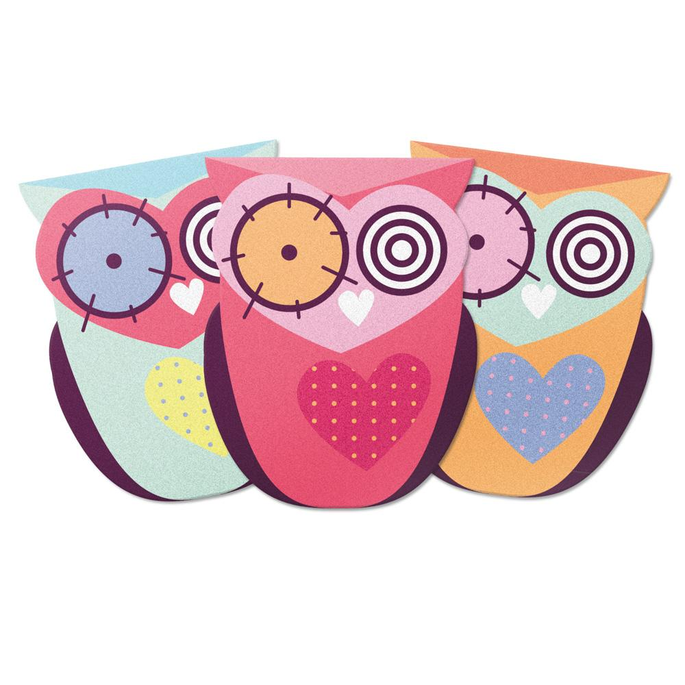 Maxi Owl emery boards - Was $21.60 - Click to enlarge