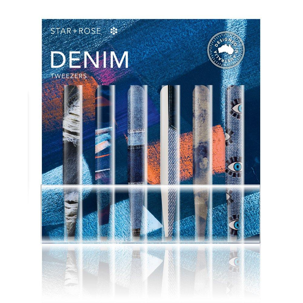 Denim Tweezers (24) - Click to enlarge