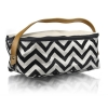 Zigzag waterproofed cotton storage bag - Was $5.90 - Click for more info