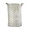 Polka Dot Laundry Basket Large - Click for more info