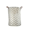 Polka Dot Laundry Basket Medium - Click for more info