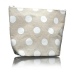 Polka Dot Toiletry Bag - Click for more info