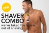 Men's Shaver Combo - Click for more info