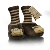 Slipper Socks monkey Was $9.10 - Click for more info
